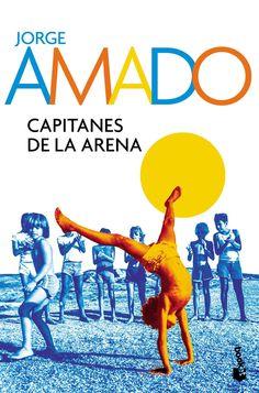 Capitanes de la arena de Jorge Amado (Booket, Argentina)