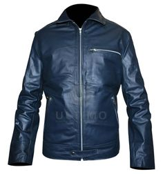 "Style Reborn by Aaron Paul's Need from Speed Jacket  	Usually games are made after being inspired from a movie which has been blockbuster throughout the World but this one of a movie is made after being inspired from a highly successful game series ""Need for Speed"". This game as the title sugge"
