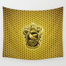 Ravenclaw Logo Wall Tapestry