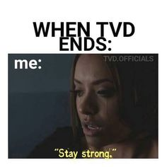 feeling and end of tvd image