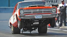 Stock / Super Stock Drag Racing