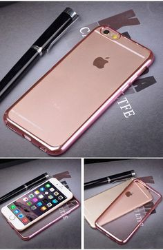 Price: Rs. 1000 with Free Home Delivery(Cash on Delivery)  Electroplated Borders Clear Soft TPU Cover Case  Available Colors : Golden Black Silver Pink Rose Gold. How to place order: - Inbox us on Facebook - Whatsapp us : 03064744465 - On Website(OrderNation): http://ift.tt/1PrWoCy - http://ift.tt/1MNMhRR