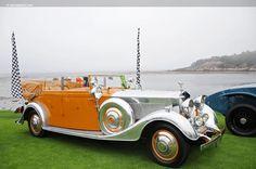 1934 Rools  Royce