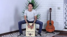 Bruno Mars - LOCKED OUT OF HEAVEN /  Ney Silva, Cajón Cover