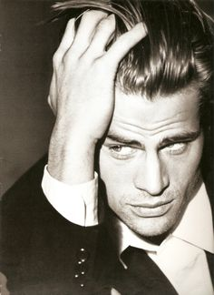 Mark Vanderloo by Peter Lindbergh