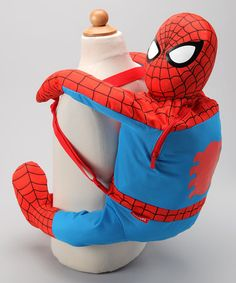 Take a look at this Comic Images Spider-Man Backpack by Frightfully Fun: Books & Toys on #zulily today!