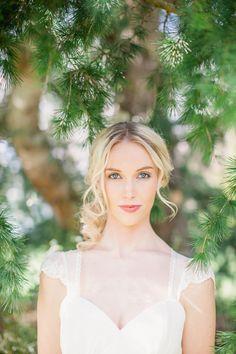 Taupo Botanical Shoot by Courtney Horwood Photography + Make Hey Bridal Portraits, Bridal Hair, Magnolia, New Zealand, Wedding Inspiration, Wedding Photography, Fern, Hair Styles, Cottage