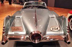 1951 Buick LeSabre concept car, Dream Cars exhibit, High Museum, Atlanta, GA.