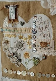 this just reminds me of some of our wedding crafts :) can't wait to put them all up!!