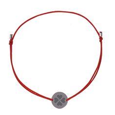 Bratara Argint Banut Trifoi Jewelry, Fashion, Moda, Jewlery, Jewerly, Fashion Styles, Schmuck, Jewels, Jewelery