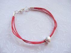 HERZ Modul Armband  von Blue Moon   auf DaWanda.com