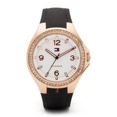 Montre dame Tommy Hilfiger Toni In stock: 149 €  By: http://www.bijouterie-schyns.be/fr/bijouterie-schyns-vente-online-bijoux-montres/142-montre-dame-tommy-hilfiger-toni.html