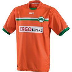 Spielvereinigung Greuhter Fürth (Germany) - 2012/2013 Jako Third Shirt