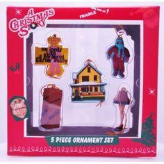 Amazon.com: A Christmas Story Ornament Set--5 pc: Everything Else