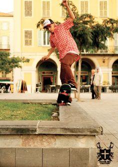Skater: Dick Baldos