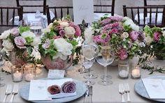 décoration de table vintage mariage