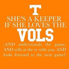 My Jonathan is a HUGE UK fan and today he bought me a UT t shirt and orange /white striped socks because he knows I love my TN VOLS FOOTBALL ❤❤❤ Tn Vols Football, Tennessee Volunteers Football, Tennessee Football, University Of Tennessee, Football Fever, College Football, Tennessee Girls, East Tennessee, Tennesse Volunteers