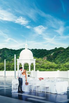 Weddings by RIU - Get married at any of our resorts and you will be able to choose the type of ceremony you want to have