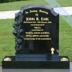 Professional, Long Established Stonemasons Providing Headstones and Memorials of the Highest Quality. Covering Darlington, Northallerton, and All Surrounding Areas. Cemetery Monuments, Cemetery Headstones, Old Cemeteries, Cemetery Art, Graveyards, Cemetery Decorations, Wedding Stage Decorations, Grave Plaques, Tombstone Designs