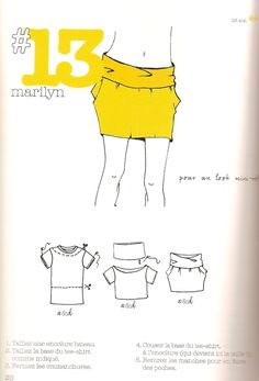 59 Ideas Diy Easy Sewing Clothes T-shirts Source by paisleighqopop Sewing Hacks, Sewing Tutorials, Sewing Projects, Sewing Patterns, Sewing Tips, Sewing Ideas, Shirt Refashion, Clothes Refashion, Upcycled Clothing