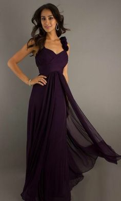 Shop long formal dresses and formal evening gowns at Simply Dresses. Women's formal dresses, long evening gowns, floor-length affordable evening dresses, and special-occasion formal dresses. Cheap Formal Dresses Long, Cheap Bridesmaid Dresses, Prom Dresses, Formal Prom, Bridesmaids, Dark Purple Bridesmaid Dresses, Formal Dance, Dress Formal, Dress Prom