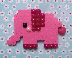ellie the elephant brooch.