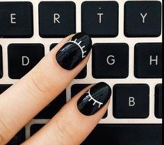Manicure Black&White