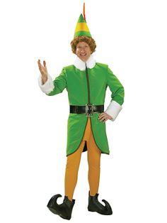 Buddy Costume for Adults #Santa #Christmas