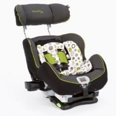 The First Years C650 True Fit Recline Convertible Car Seat can be used as a rear facing car seat for infants as well as a forward facing car seat...