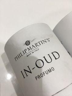 New fragrance Philip Martin's