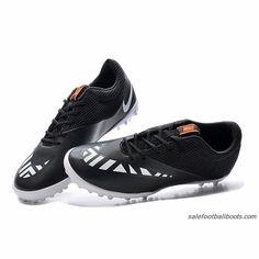 new styles 795d0 d0d7a Nike MercurialX Pro Street TF Black White Hot Lava Anthracite  62.55