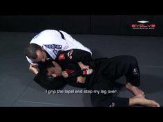 Counter Choke From Kimura | BJJ World