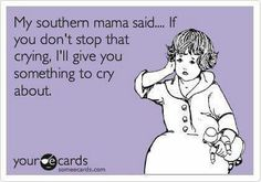 Southern living I say this alllll the time!!! Bahaha