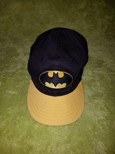 Batman Garçon Fille Réglable Casquette De Baseball Kids Snapback Enfants Enfant Kid Hat UK