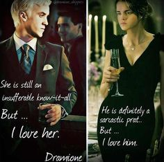 Newly weds!! #dramione