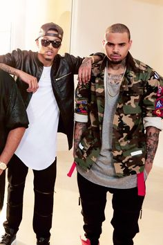 Chris brown and august alsina