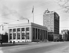 Federal Reserve Bank and Medical Arts Bldg Wallace Stegner, Medical Art, Slc, Salt Lake City, American History, Utah, Icons, Memories, Federal