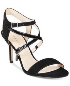 b706223d9f31b Nine West Gypsee Two-Piece Sandals