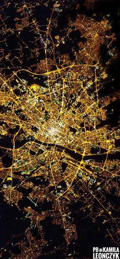 Warsaw, Poland - NASA