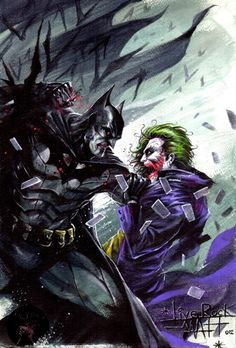 Batman v. Joker