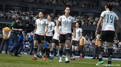 FIFA 16 Game Women Players