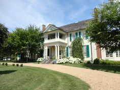 Belmont - Historic home of 19th and 20th century artist Gari Melchers