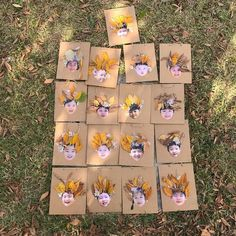 Fall Crafts For Toddlers, Toddler Crafts, Fun Crafts, Diy And Crafts, Arts And Crafts, Nature Activities, Preschool Activities, Art Projects, Projects To Try