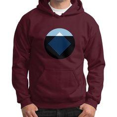 Iceberg Gildan Hoodie (on man) Shirt