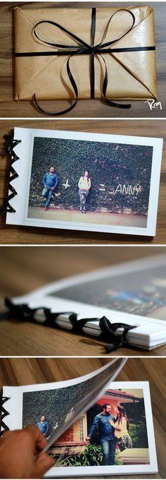 album -libro regalos para mi novio