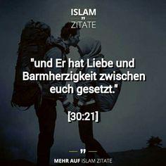 islam sprüche liebe Die 130 besten Bilder von Kur'an Übersetzung in 2019 | Islam  islam sprüche liebe