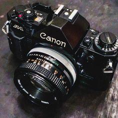 Canon Ae 1 Program Wood Camera Canon Ae 1 Ae 1 Wood