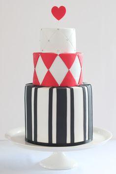 Wedding cake d'Alice