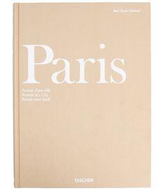 Taschen Paris: Portrait Of A City / AnnMashburn.com